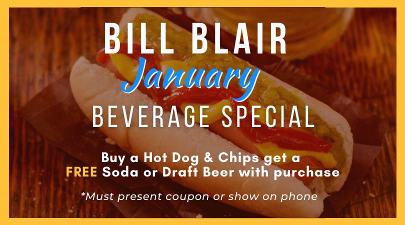 January 2020 🌭 Bill Blair Special